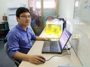 Dược sĩ Nguyễn Hoàng Phương - người đưa gối chống trào ngược về Việt Nam